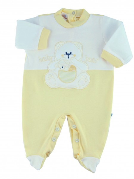 tutina cotone interlock baby bear